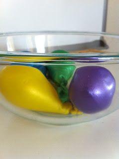 Tot Treasures: Sensory Balloons!!