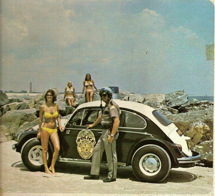 70s Florida Beach Patrol Beetle, a bit different from another photo