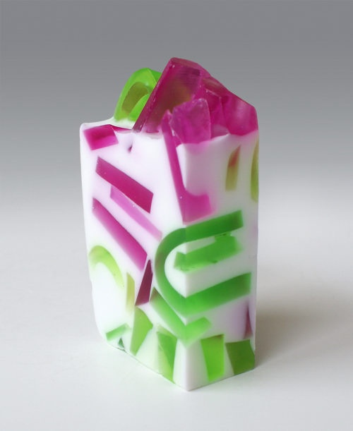Lily of the Valley: Beautiful handmade natural glycerin soap with a coconut base, scented with fragrance oils.