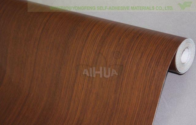 Прямые продажи Papel де Parede пункт кварто обои рулон мебель наклейки дерево 45 см пвх винил обои