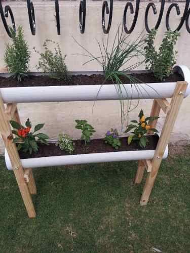 Huertas Organicas, Jardines Verticales, Huertas De Balcon