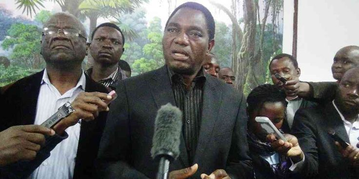 """Top News: """"ZAMBIA POLITICS: Hakainde Hichilema Gains Freedom From Prison"""" - https://i2.wp.com/politicoscope.com/wp-content/uploads/2016/08/Hakainde-Hichilema-Zambia-World-Africa-Politics-Headline-Top-Story.jpg?fit=1000%2C500 - Zambian opposition leader Hakainde Hichilema said, """"As of yesterday, some of our members were arrested. Even today, as I speak, others were arrested. Zambia's criminal justice system has broken down. I can't say I am free when our members are in detenti"""