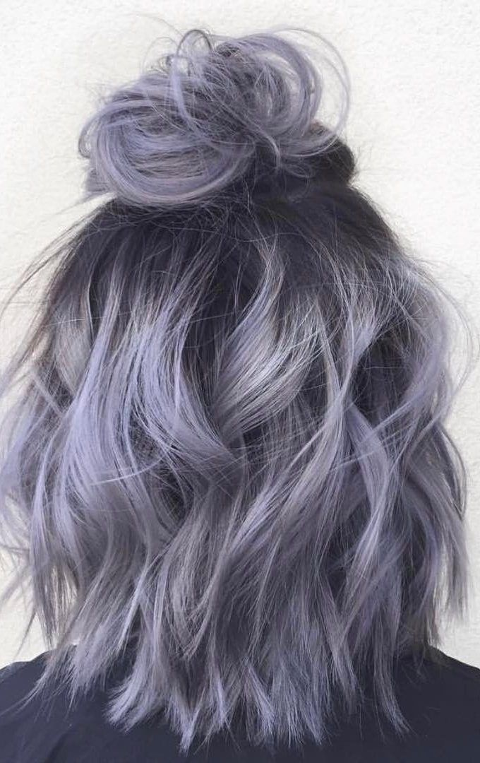 36 Grey Silver Ombre Hair Colour Concepts for Consideration-Grabbing Gals