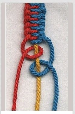Easy to make bracelet.