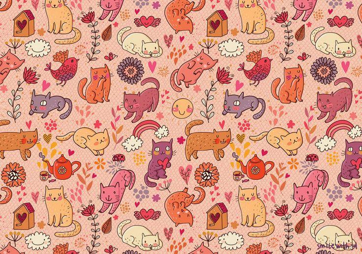 была картинки кошек для скрапбукинга тенистых местах