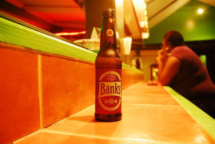 Banks Beer! Exactly The Beer of Barbados