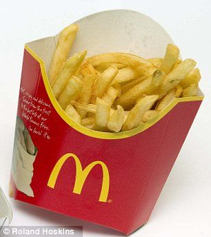 America's most diet-busting french fries revealed (and McDonald's is the healthy option!)