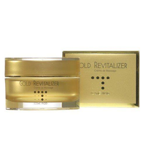 Cosme Proud Gold Revitalizer Facial Peel (Step 2) - 50g by COSME PROUD. $93.99. Lumiskin helps to lighten skin. Collagen and pearl extract encourage cell regeneration.. A spa quality facial peel without damaging acids or polishing.. This is Step 2 in Cosme Proud's 5-step regime.. Gold is a natural mineral, full of negative ions that penetrate skin.. Made in and Imported from Japan, comes with English ingredients and usage instructions.. A spa quality facial peel ...