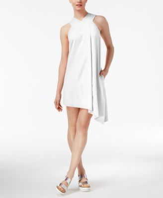 RACHEL Rachel Roy Asymmetrical Shift Dress, Only at Macy's