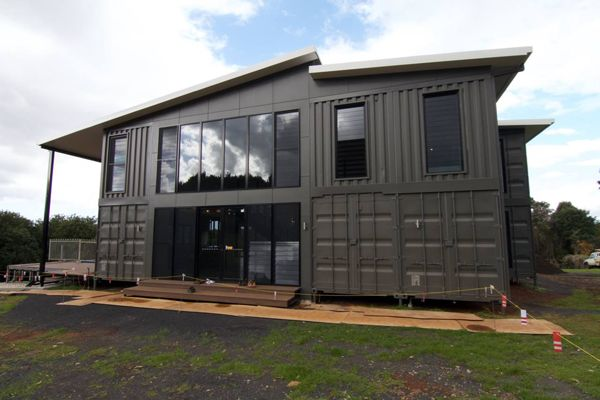 Shipping Container Homes Book Series – Book 147 - Shipping Container Home Plans - How to Plan, Design and Build your own House out of Cargo Containers