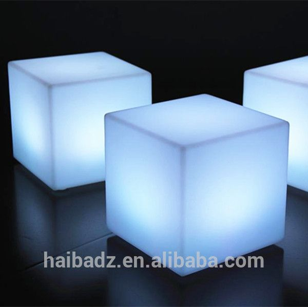5410 best night club lighting images on pinterest night club china supplier 40cm rgb color change night club party led cube waterproof led cube chair lighting mozeypictures Choice Image