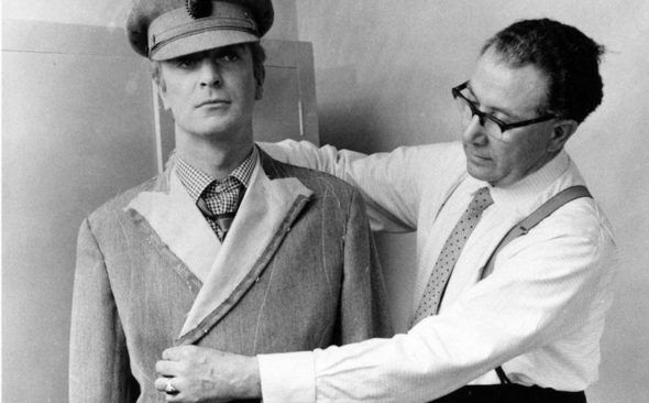 The Buddha Of Mount Street: Doug Hayward | Doug Hayward was the 'showbiz tailor', a man who rose from modest surroundings to clothe and befriend stars of the sixties such as Michael Caine, Terence Stamp and Roger Moore.