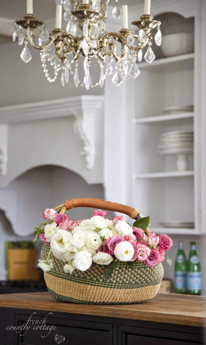 best Baskets images on Pinterest Floral arrangements Flower