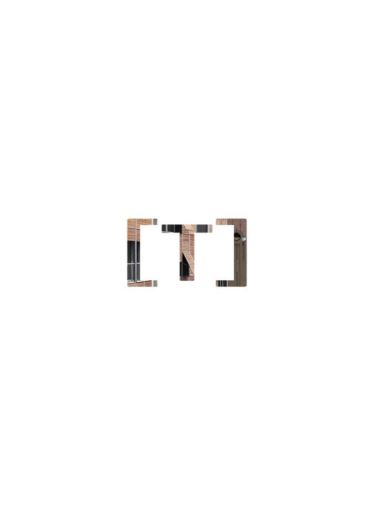 Bloque de viviendas en Sabadell, Barcelona. Rafael Moneo / José Antonio Martínez-Lapeña y Elías Torres. Proyectos [T]tectonica-online