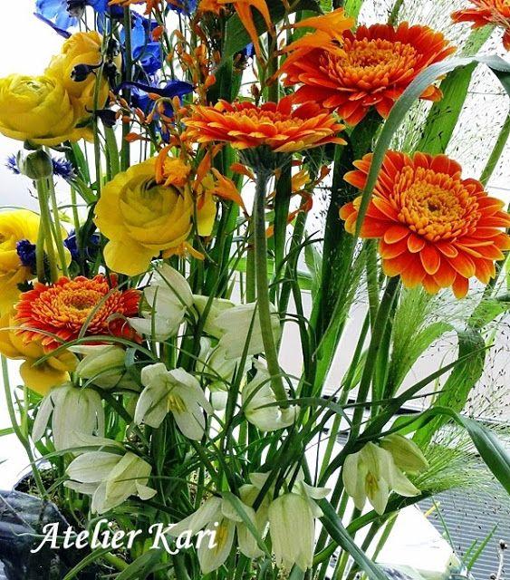 Atelier Kari naturdekorasjoner og kranser: God Påske med vårlige inspirasjoner.....