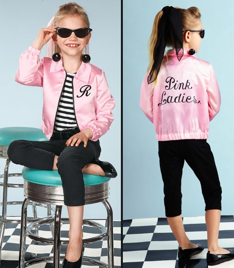 personalized pink lady child costume-Chasing-fireflies I WANT THIS FOR ALLIE!! AWESOME OOC TOO!!