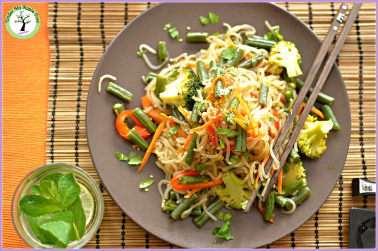 Low carbs, candida-diet friendly shirataki noodle recipe