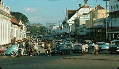 Jl Majapahit, Jakarta 1964