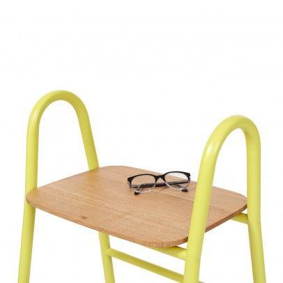 Lucien ladder stood - lemon yellow Lemon yellow  Hartô