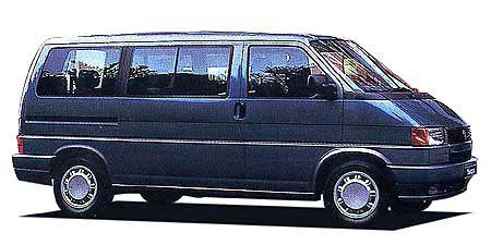 ヴァナゴン(フォルクスワーゲン VANAGON)GL(1995年1月)のカタログ・スペック情報、モデル・グレード比較 (VOLKSWAGEN VANAGON 9001465)