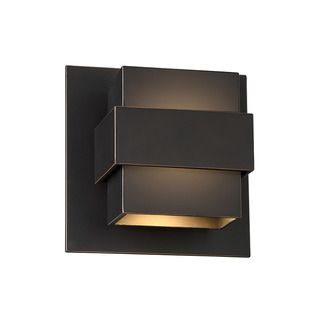 Modern Forms Pandora Indoor or Outdoor Wall Sconce   2Modern Furniture & Lighting