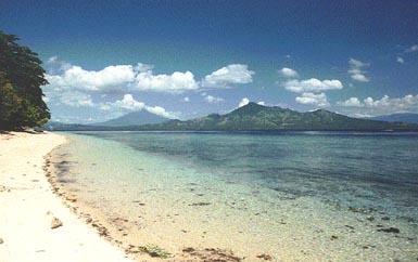 Siladen Island, North Sulawesi