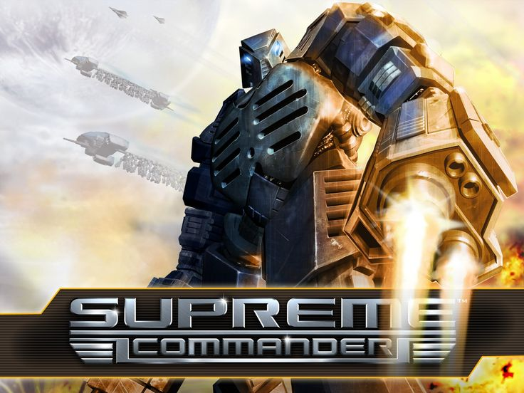 Supreme Commander Image Full Hd Wallpapers Photos 1600x1200 367 Kb Full Hd Pictures Real Time Strategy Game Cdr