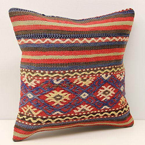 Rustic kilim pillow cover 14x14 Feet ( 35x35 cm) Anatolia... https://www.amazon.com/dp/B077TT1V4F/ref=cm_sw_r_pi_dp_x_1EiiAbX3QNJPY