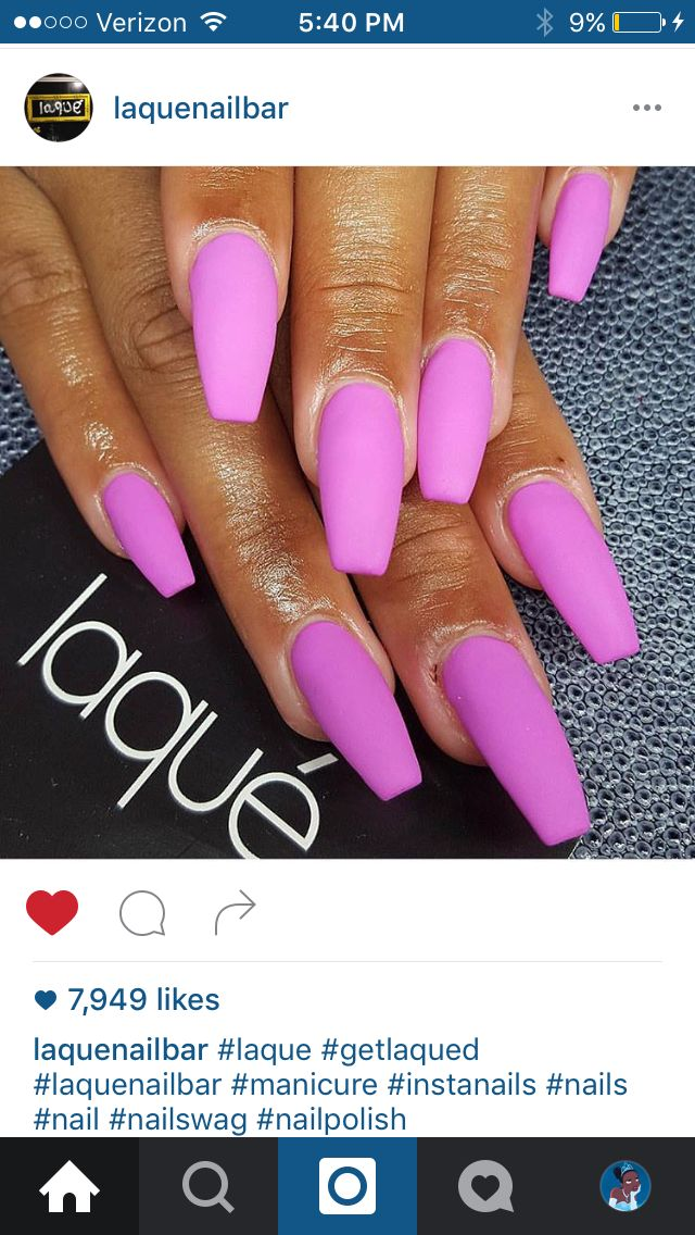 1000+ Ideas About Colored Acrylic Nails On Pinterest