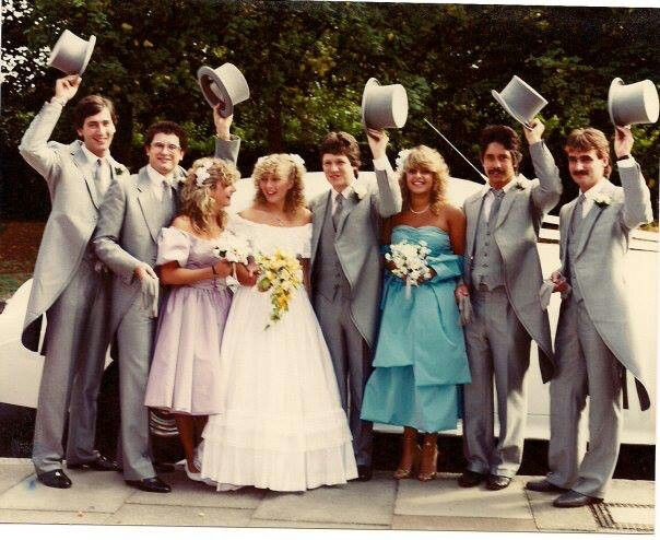 17 Best Images About VIntage Wedding Dresses 1970 On Pinterest