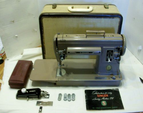 40 Best Singer 40A Images On Pinterest Antique Sewing Machines Enchanting 301a Singer Sewing Machine