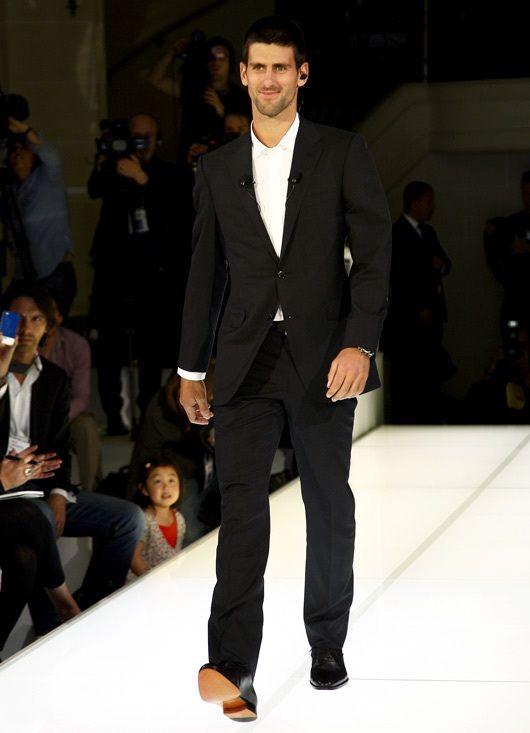 Novak Djokovic | Novak djokovic, Fashion, Business fashion