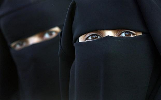 A new burka ban has been enforced in a Swiss canton, with two people already being fined for defying it.