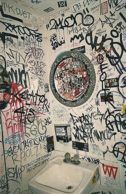 Bathroom Wall Graffiti top 25+ best bathroom graffiti ideas on pinterest