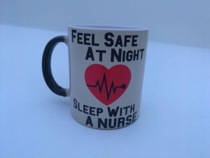 >> Click to Buy << Feel safe at night sleep with a nurse mugs Supernatural mugs hospital doctor  Coffee mug heat reveal mug Tea  magic  #Affiliate