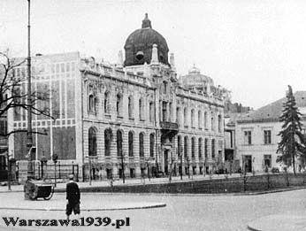 Bank Przemysłowy Polski dawny Dom Bankowy Wilhelma Landaua