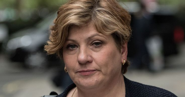"""That's the way to win people over Patronize them !She told ITV's Robert Peston: """"It is not good enough for people to be saying 'I like Theresa May's hair, or I like that shade of blue. Politics is not about that. """""""