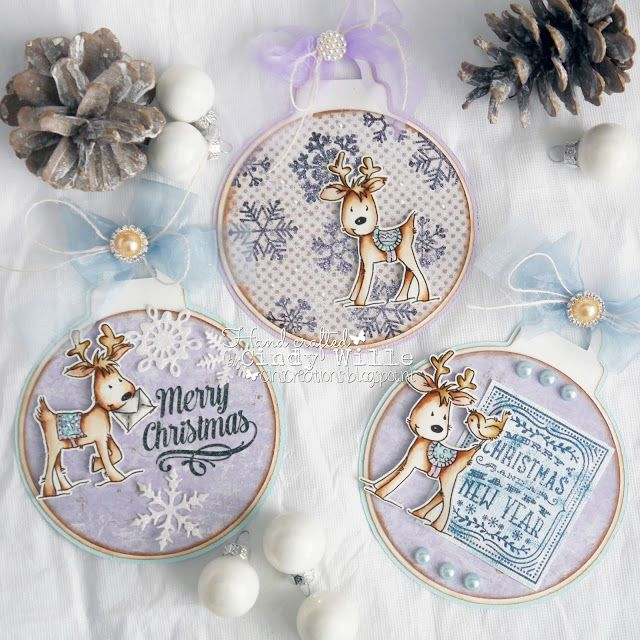 LOTV - Reindeer Collection by Cindy Wille