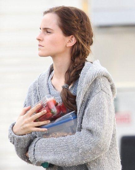 SWEAT SECRETS: Emma Watson's Diet and Workout Regimen | Pretty Girls Sweat