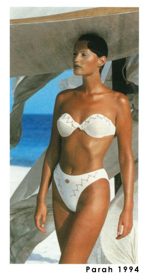 White never goes out of fashion. Proof? Check out this snapshot from our 1994 catalogue!