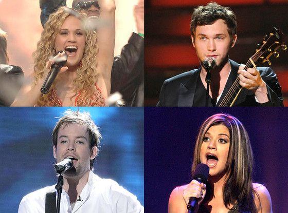 Ranking Every American Idol Winner, From Kelly Clarkson to Nick Fradiani  Ranking American Idol Winners