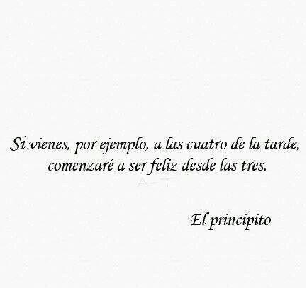 Principito love