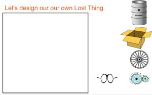 Design your own Lost Thing