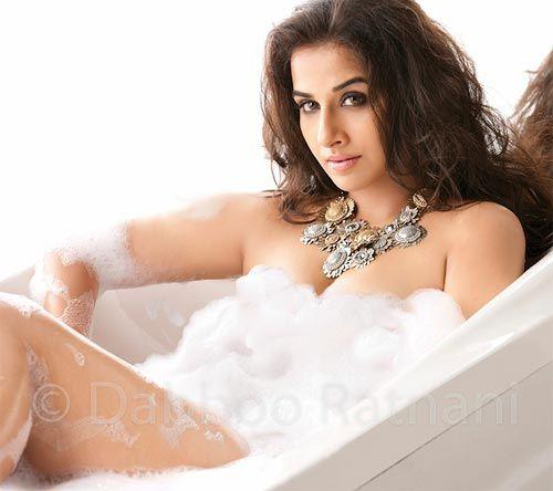 Bath Tub Photo Shoots  Pix The Sexiest Pictures Of Ash, Vidya, Srk - Rediffcom Movies  Photo Opps  Vidya Balan Hot, Vidya Balan, Bathing Photos-1413