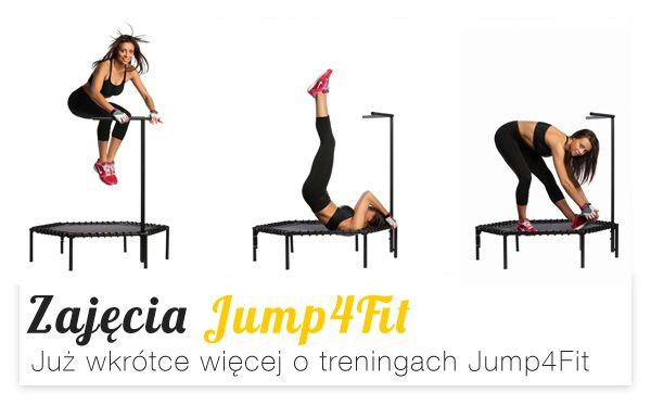 Jump4Fit - Skacz. Ćwicz. Bądź FIT! - Start