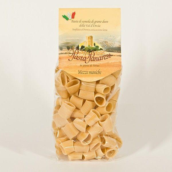 Vendita online | Mezze maniche Pasta di semola di grano duro sacchetto da gr.500 Pasta Panarese - Gastronomia - Prodotti Italiani