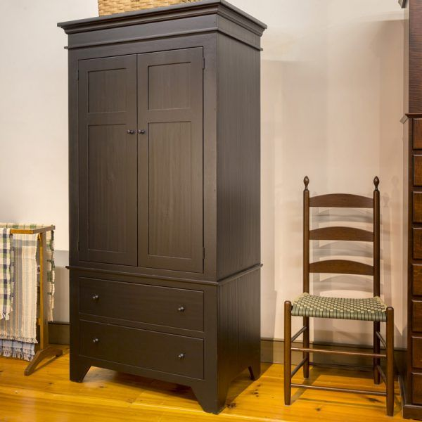 Lovely Entry Hall Armoire