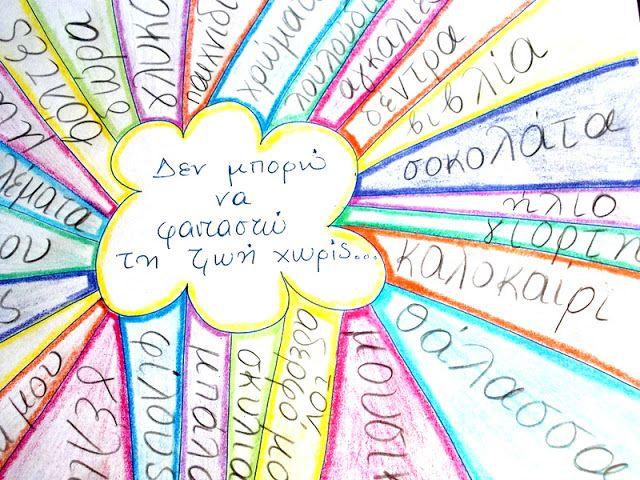 Δεν μπορώ να ζήσω χωρίς..! Ανάπτυξη λεξιλογίου στο δυσλεξικό παιδί