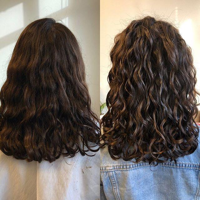 Emma Eboud Reaux Instagram Photos And Videos Long Hair Perm Haircuts For Wavy Hair Natural Wavy Hair