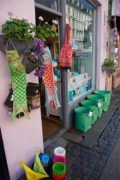 A shop at Istedgade.